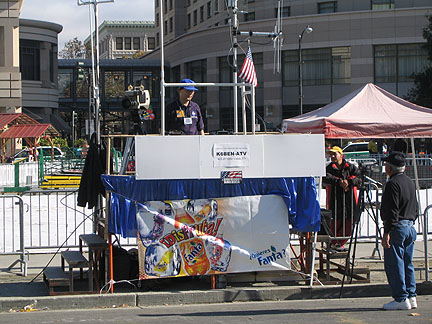 Video platform for Veterans Day Parade